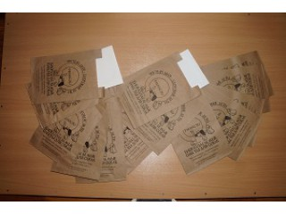 В городе Раменское ставим первые ящики с бесплатными пакетиками и совочками