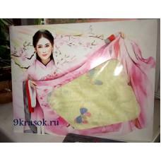 Шифоновые шарфы и платки в конверте мелким оптом 20 штук по 450 рублей